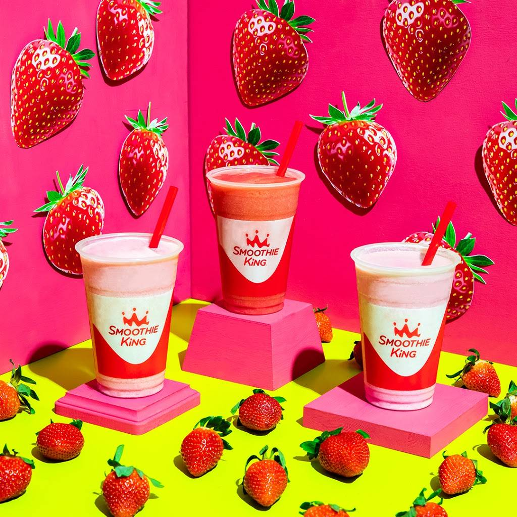 Smoothie King | meal delivery | 4004 N 132nd St #103, Omaha, NE 68164, USA | 4028842600 OR +1 402-884-2600