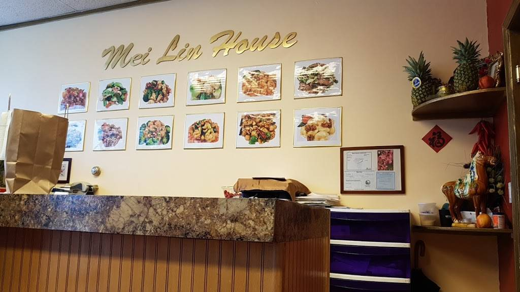 Mei Lin House - Restaurant | 3207 Lake Ave #6a, Wilmette, IL