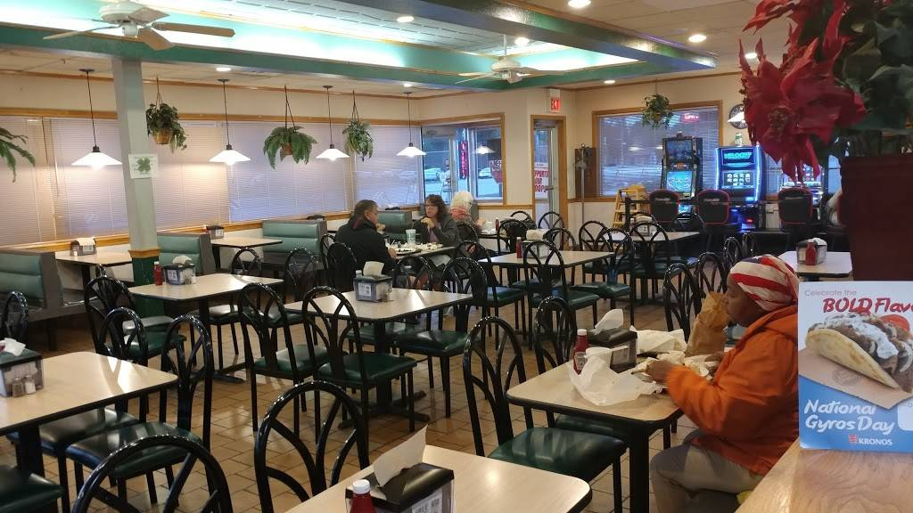 Mickeys Gyros II | restaurant | 15221 S Cicero Ave, Oak Forest, IL 60452, USA | 7086871400 OR +1 708-687-1400