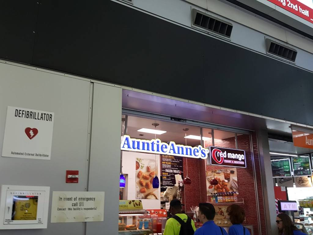 Auntie Annes | cafe | 4 South St, New York, NY 10004, USA | 6315747700 OR +1 631-574-7700