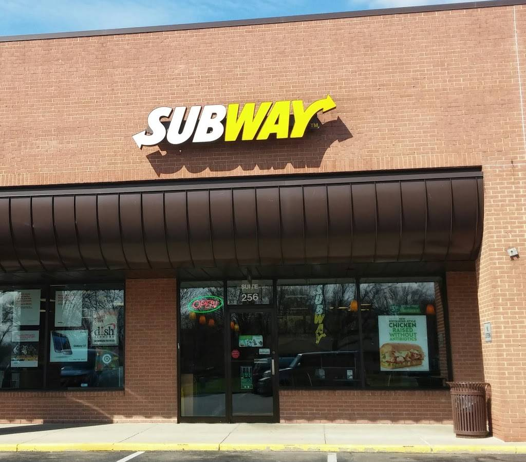 Subway | restaurant | 175 E Alexandersville-Bellb, Unit # 256, Cross Point Shopping Ctr, Centerville, OH 45459, USA | 9374245705 OR +1 937-424-5705