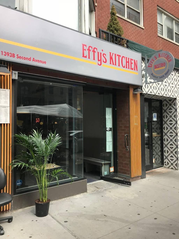 Effys Kitchen | restaurant | 1393B 2nd Ave, New York, NY 10029, USA | 6469303021 OR +1 646-930-3021