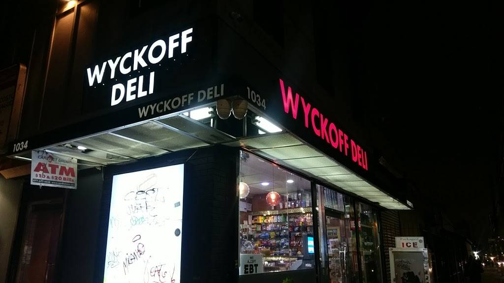 Wyckoff Deli | restaurant | 1034 Wyckoff Ave, Ridgewood, NY 11385, USA | 7183864043 OR +1 718-386-4043