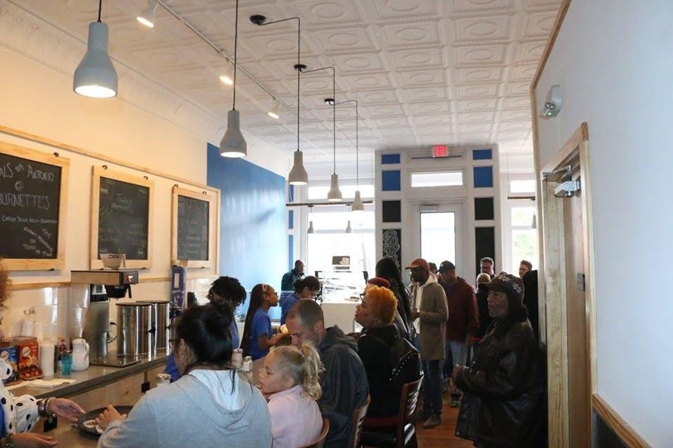 Burnettes Baked Goods | bakery | 404 N Sycamore St, Petersburg, VA 23806, USA | 8046685902 OR +1 804-668-5902