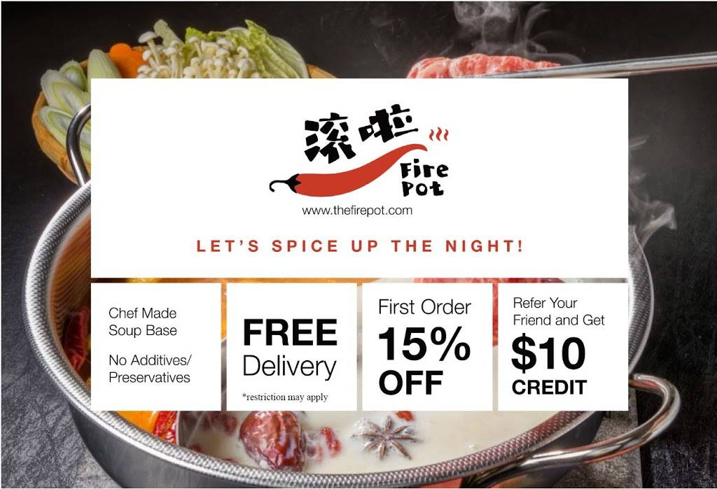 Fire Pot | restaurant | 390 Swift Ave #13, South San Francisco, CA 94080, USA | 5104997826 OR +1 510-499-7826
