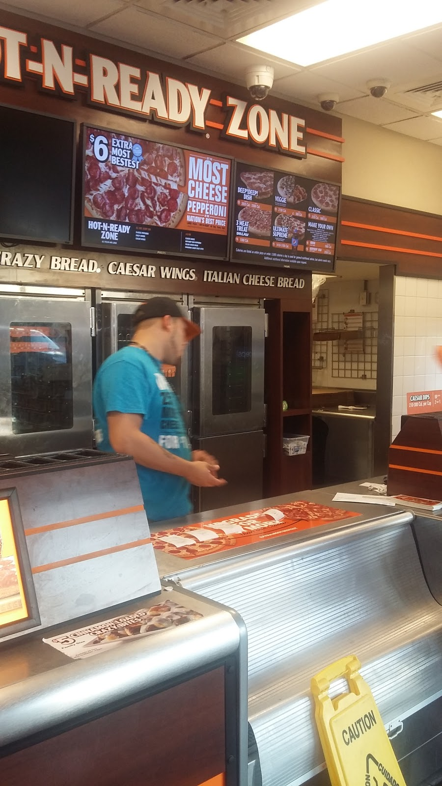 Little Caesars Pizza | meal delivery | 324 Hwy 43 S C, Saraland, AL 36571, USA | 2513806397 OR +1 251-380-6397