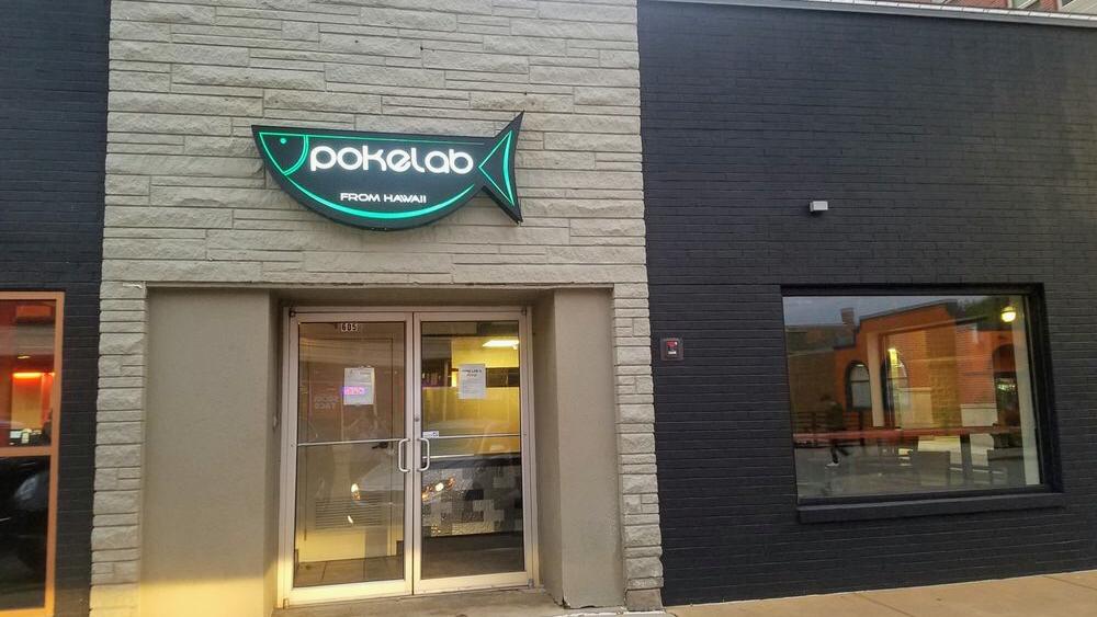 Pokelab Champaign | restaurant | 605 S 6th St, Champaign, IL 61820, USA | 2175521880 OR +1 217-552-1880