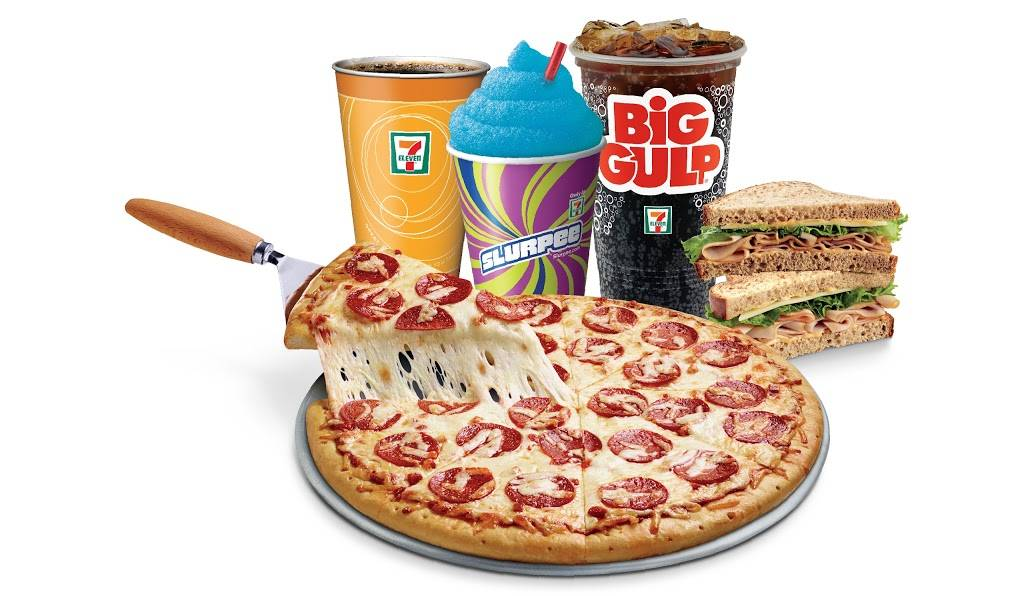 7-Eleven | bakery | 46 Powell Rd, Brookhaven, PA 19015, USA | 6108721264 OR +1 610-872-1264