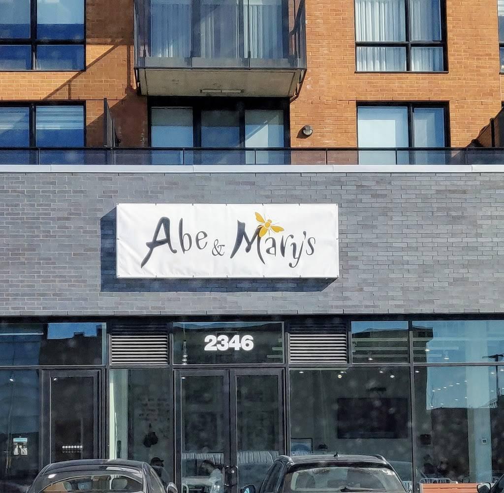 Abe & Marys - TMR | restaurant | 2346 Chemin Lucerne, Mont-Royal, QC H3R 2J8, Canada | 5144486224 OR +1 514-448-6224