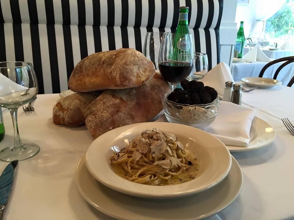Trattoria Carpaccio | restaurant | 120 Grand Ave, Englewood, NJ 07631, USA | 2017313577 OR +1 201-731-3577