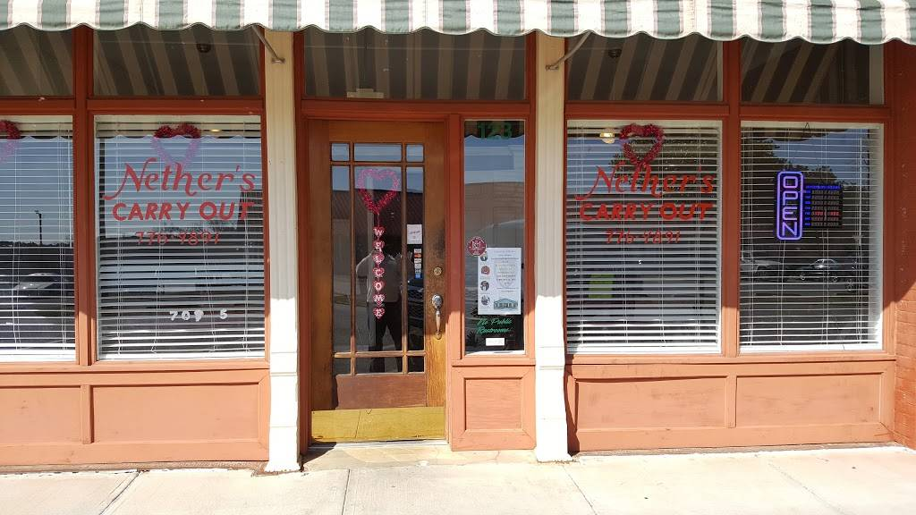 Nethers Restaurant | restaurant | 123 Front St, Sylvester, GA 31791, USA | 2297764891 OR +1 229-776-4891