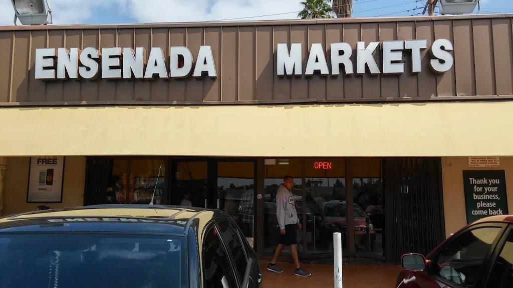 Ensenada Market Restaurant | restaurant | 1827 W La Palma Ave, Anaheim, CA 92801, USA | 7147744330 OR +1 714-774-4330