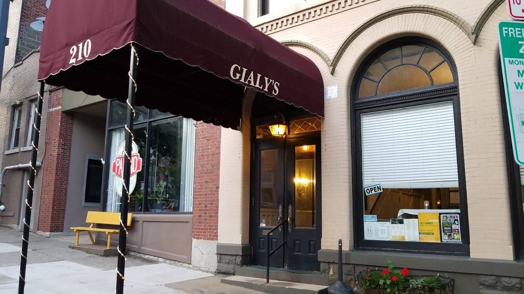Gialys | restaurant | 210 Pine St, Jamestown, NY 14701, USA | 7164844330 OR +1 716-484-4330