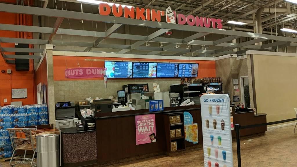 Dunkin Donuts Cafe Home Depot 2445 Springfield Ave Vauxhall Nj 07088 Usa