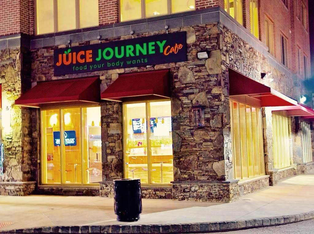Juice Journey Cafe | restaurant | 1 Main St, Edgewater, NJ 07020, USA | 2013135842 OR +1 201-313-5842