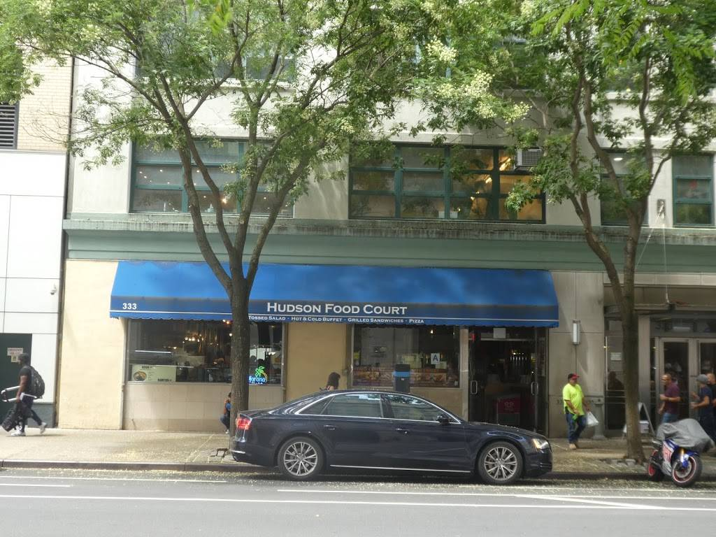 Hudson Food Court | restaurant | 333 Hudson St # A, New York, NY 10013, USA | 2123672192 OR +1 212-367-2192