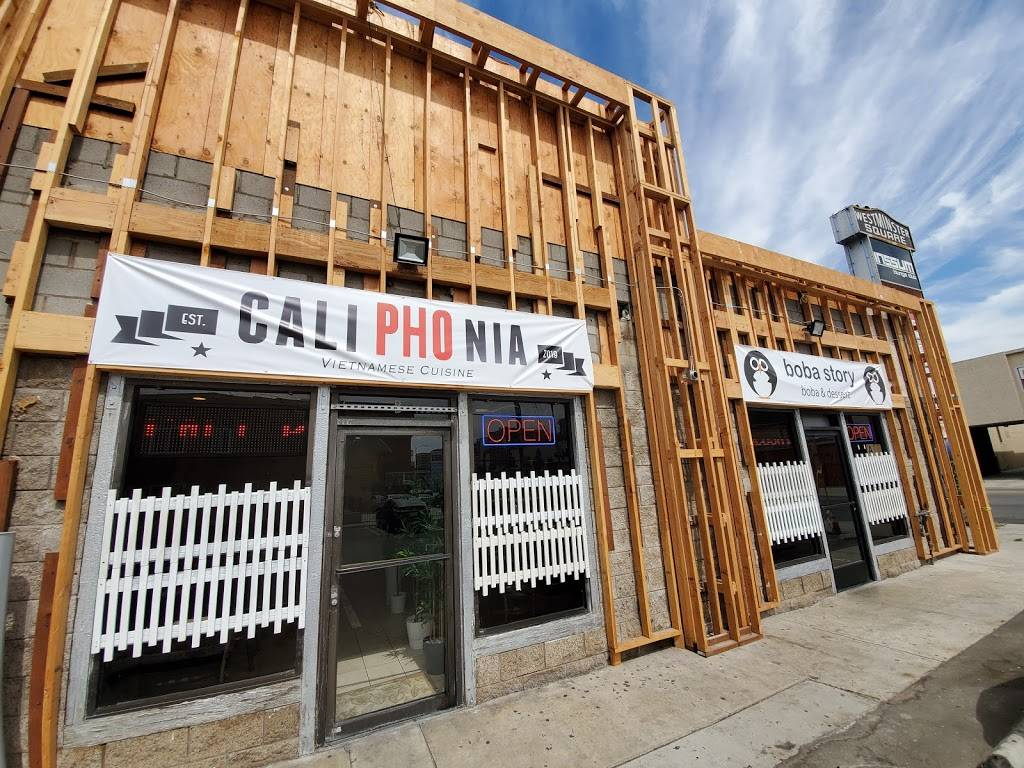 CaliPHOnia | restaurant | 425 S Western Ave suite b, Los Angeles, CA 90020, USA | 2135683027 OR +1 213-568-3027