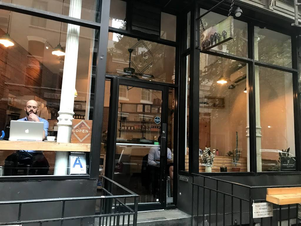 THE ELK | cafe | 128 Charles St, New York, NY 10014, USA | 2129334780 OR +1 212-933-4780