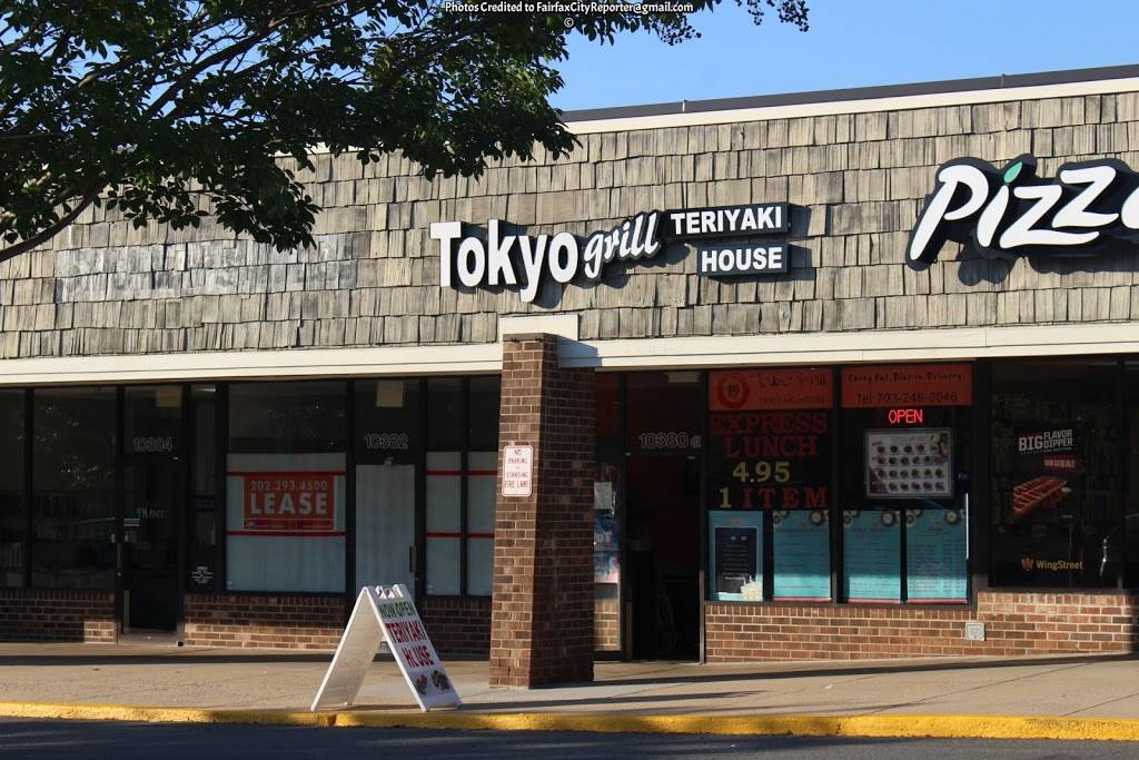 Tokyo Grill Teriyaki House   restaurant   10380 Willard Way, Fairfax, VA 22030, USA   7032460046 OR +1 703-246-0046