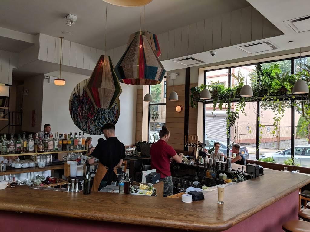 Llama Inn | restaurant | 50 Withers St, Brooklyn, NY 11211, USA | 7183873434 OR +1 718-387-3434