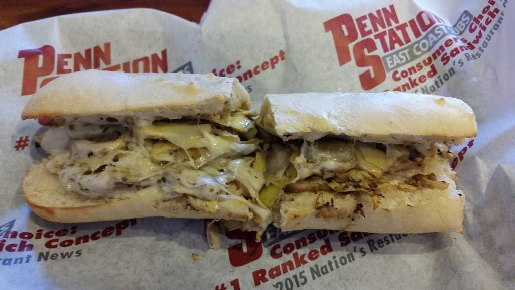 Penn Station East Coast Subs | meal takeaway | 9805 Sandy Rock Pl, Charlotte, NC 28277, USA | 7048477366 OR +1 704-847-7366