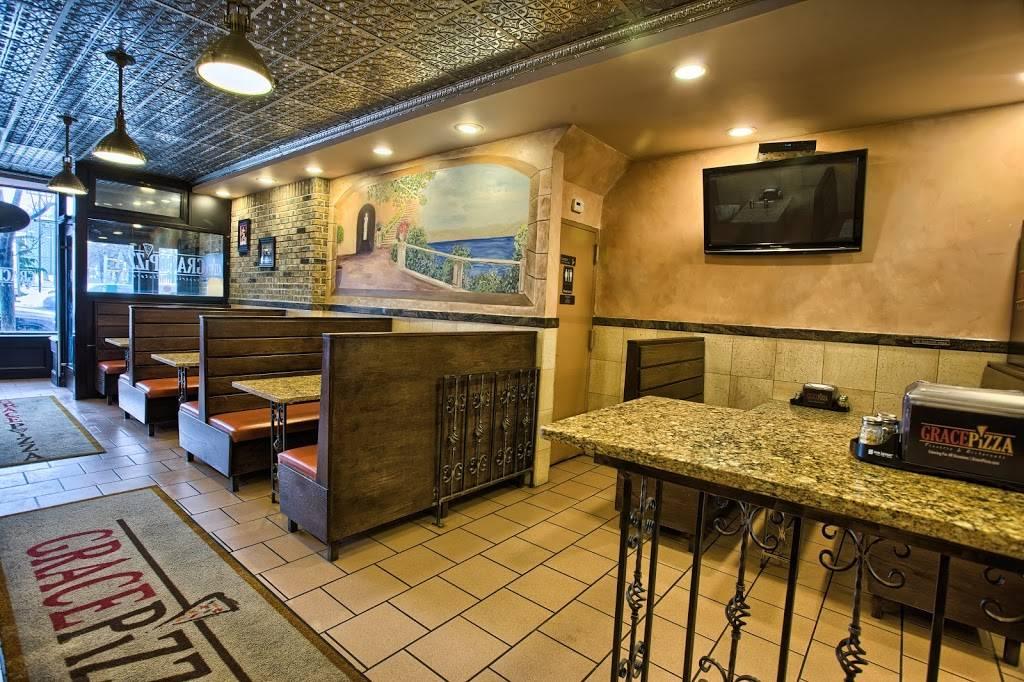 Grace Pizza | meal delivery | 7005 Myrtle Ave, Glendale, NY 11385, USA | 7184176018 OR +1 718-417-6018