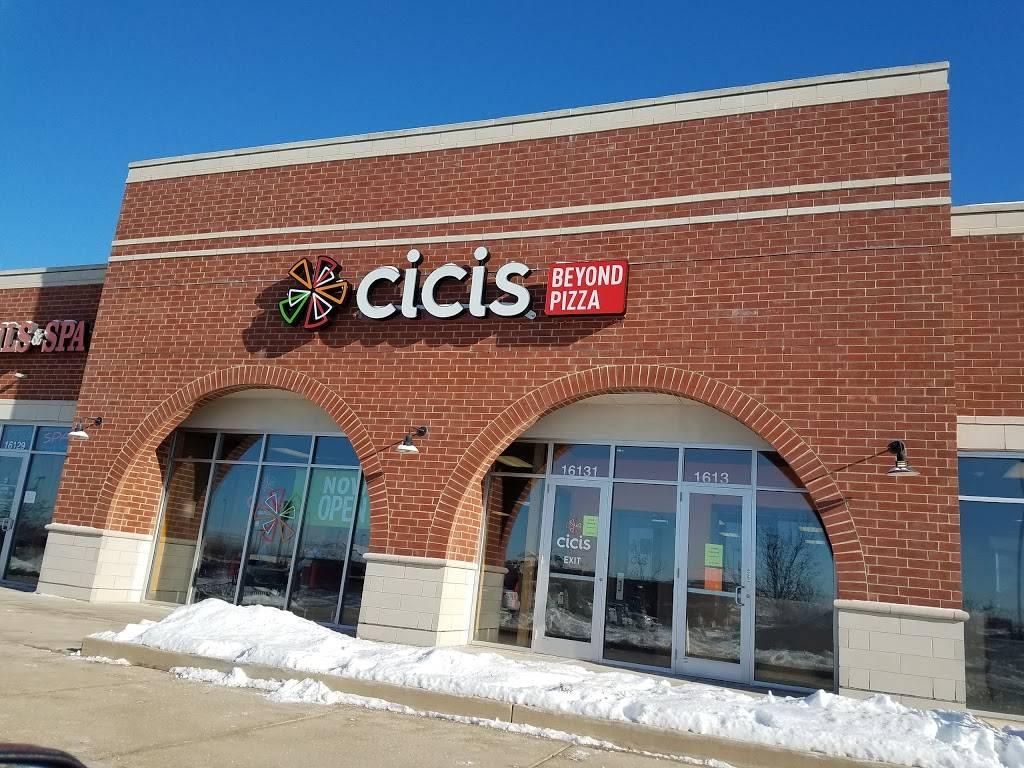 Cicis   restaurant   16131 S Farrell Rd, Lockport, IL 60441, USA   8158380202 OR +1 815-838-0202