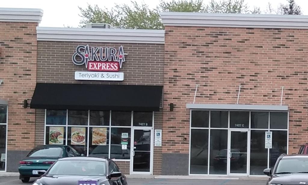 Sakura Express Sylvania   restaurant   b, 7427 Central Ave, Toledo, OH 43617, USA   4198418850 OR +1 419-841-8850