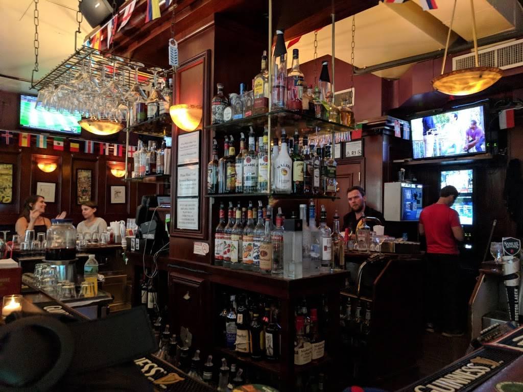 P.J. Carney's Pub   restaurant   906 7th Ave, New York, NY 10019, USA   2126640056 OR +1 212-664-0056