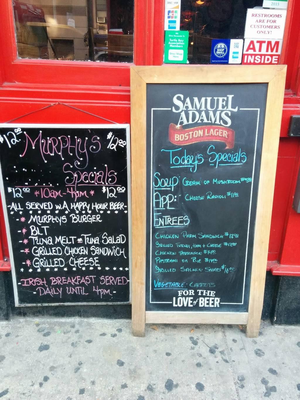 Murphys | restaurant | 977 2nd Ave, New York, NY 10022, USA | 2127515400 OR +1 212-751-5400