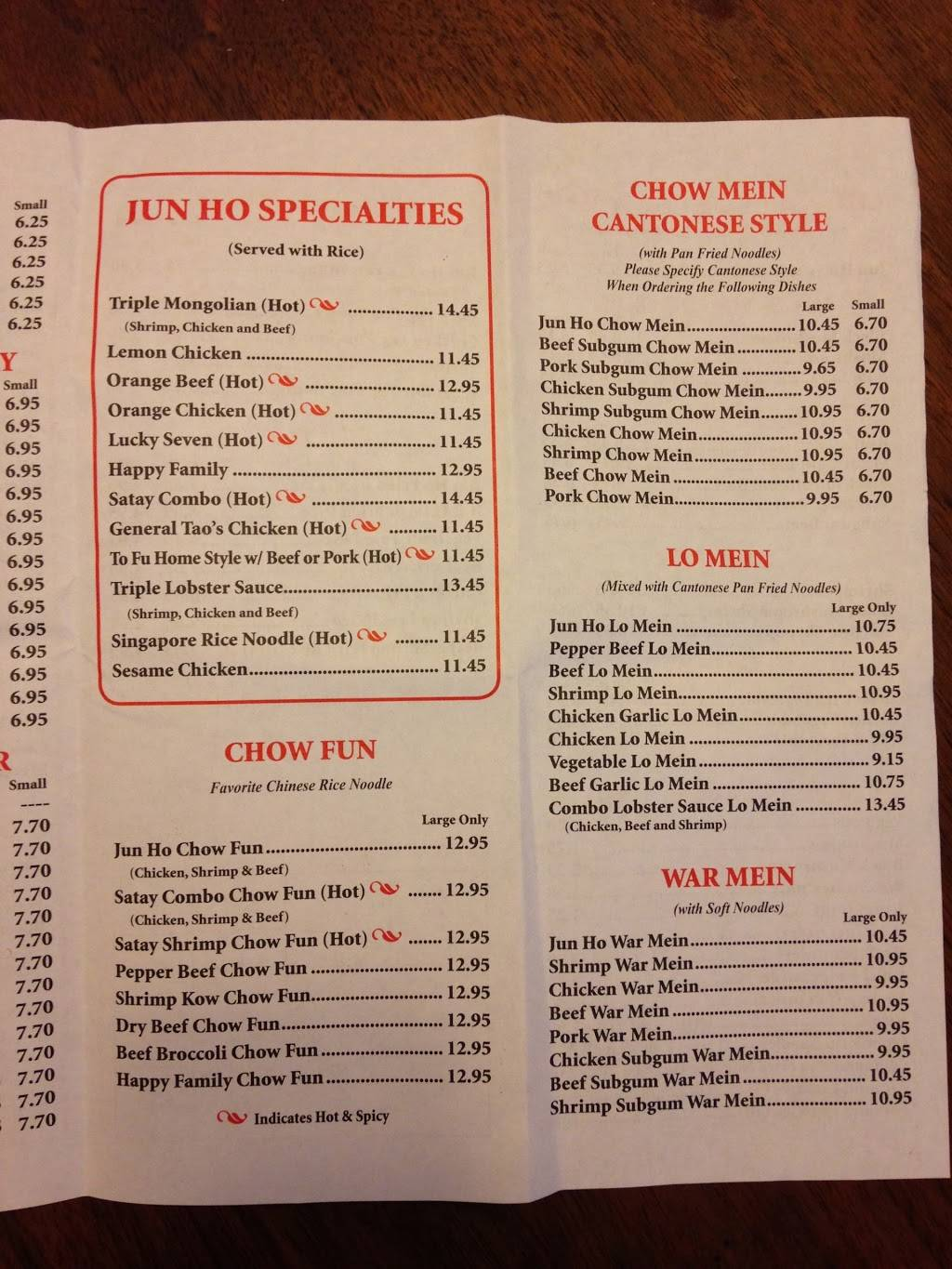 Jun Ho Carryout | restaurant | 789 S Midlothian Rd, Mundelein, IL 60060, USA | 8478370088 OR +1 847-837-0088