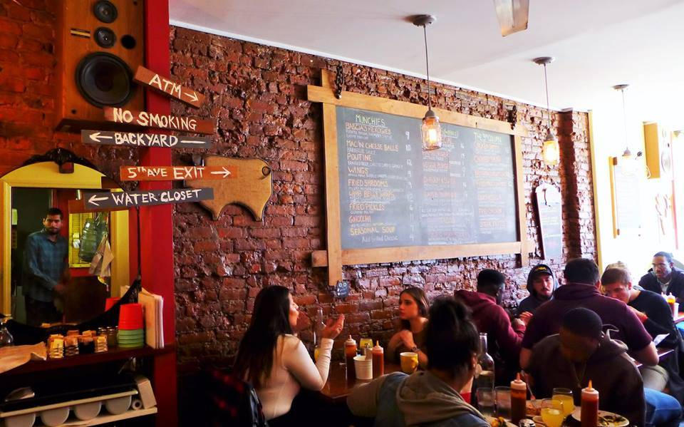 J'eatjet? bar   restaurant   685 5th Ave, Brooklyn, NY 11215, USA   3472277410 OR +1 347-227-7410
