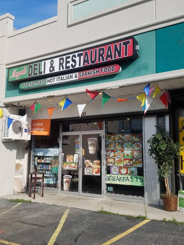 DELI & RESTAURANT MAGALI   restaurant   1431 Forest Ave, Staten Island, NY 10302, USA   7185245131 OR +1 718-524-5131