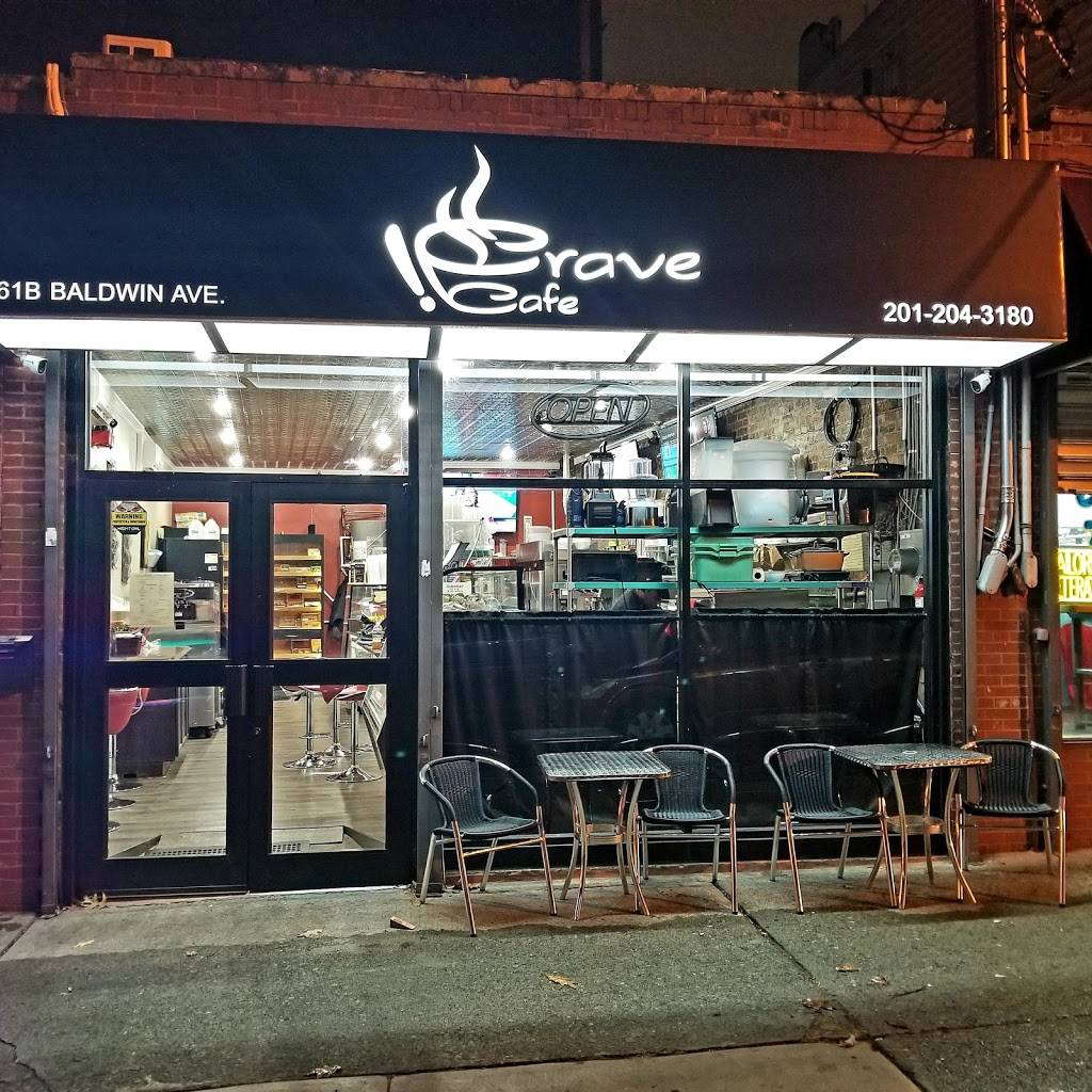 !Crave Cafe and Cigars   restaurant   Metered parking available across the street, 61b, Baldwin Ave, Jersey City, NJ 07306, USA   2012043180 OR +1 201-204-3180