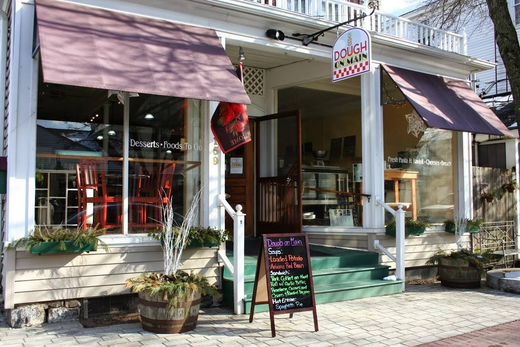 Dough On Main | meal takeaway | 159 Main St, Deep River, CT 06417, USA | 8603224590 OR +1 860-322-4590