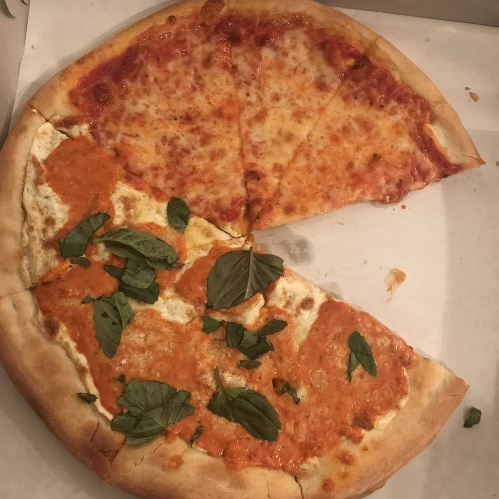 Ginos Trattoria & Brick Oven Pizza   meal delivery   548 Flatbush Ave, Brooklyn, NY 11225, USA   7182871277 OR +1 718-287-1277