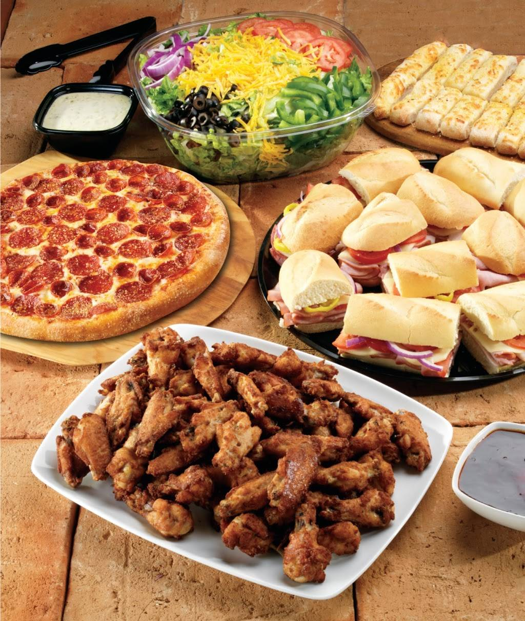 Marcos Pizza | meal delivery | 5585 S 3500 W Suite A, Roy, UT 84067, USA | 8017797990 OR +1 801-779-7990