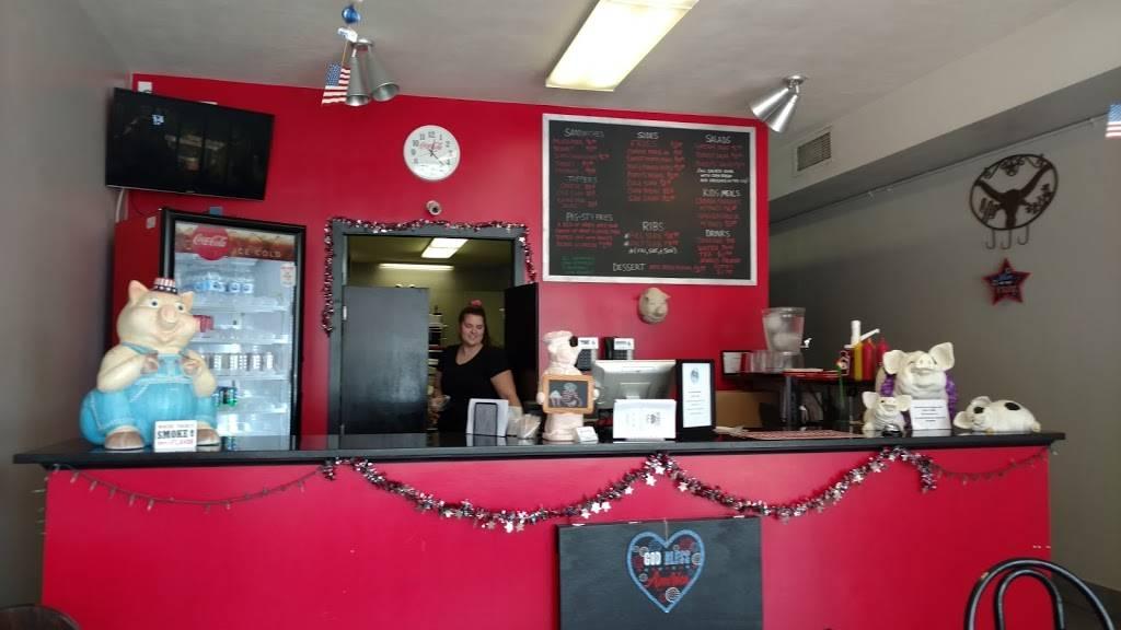 Porkys BBQ | restaurant | 41 S Dunton Ave, Arlington Heights, IL 60005, USA | 8477493100 OR +1 847-749-3100