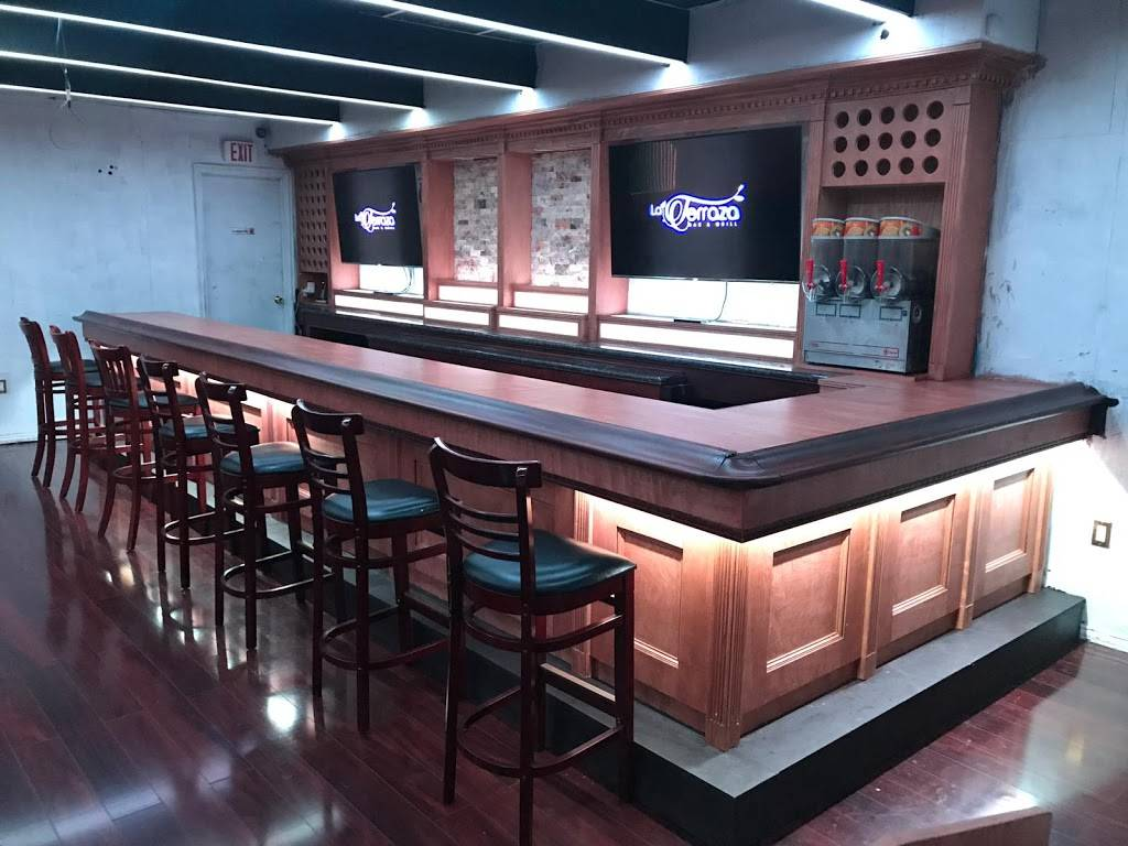 La Terraza Bar Grill Restaurant 543 W Hoffman Ave