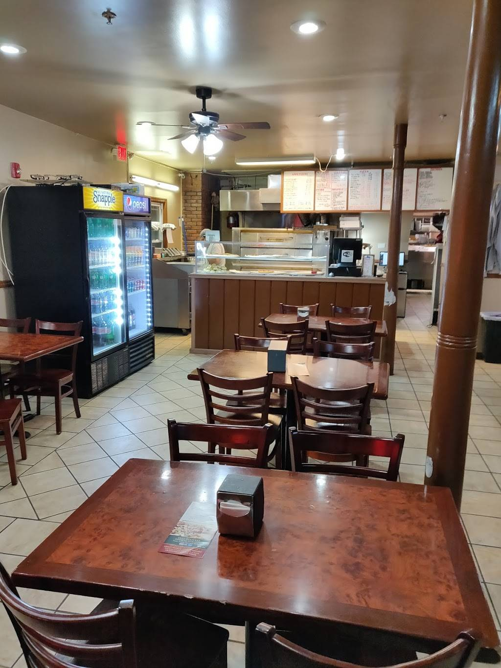 Anthonys Pizza & Restaurant | meal delivery | 4101 Park Ave, Union City, NJ 07087, USA | 2017587454 OR +1 201-758-7454