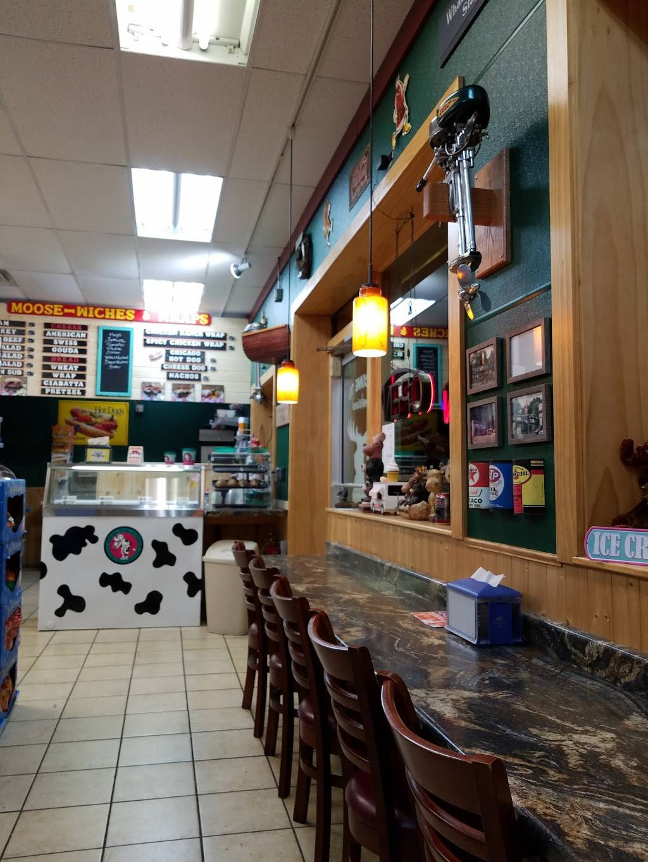 Frosty Moose   meal takeaway   35 W Geneva St, Williams Bay, WI 53191, USA   2622452445 OR +1 262-245-2445