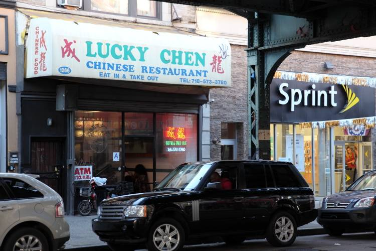 Lucky Chen | restaurant | 1266 Broadway, Brooklyn, NY 11221, USA | 7185733780 OR +1 718-573-3780