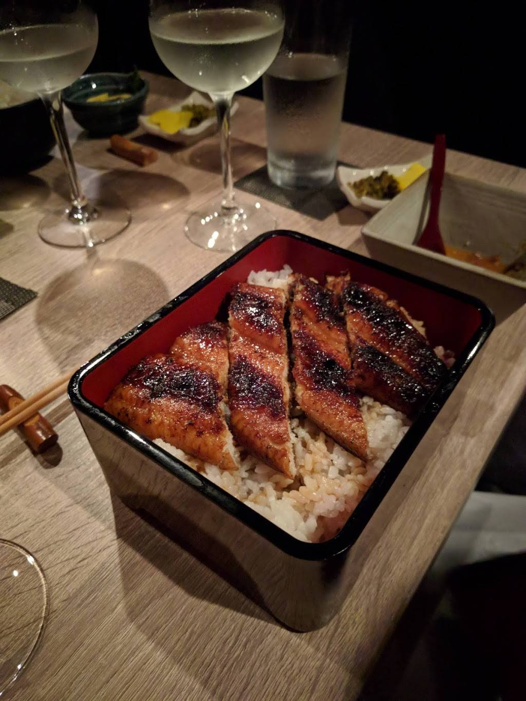 Unagi-Ya Hachibei | restaurant | F2, 238 E 53rd St, New York, NY 10022, USA | 2128888003 OR +1 212-888-8003
