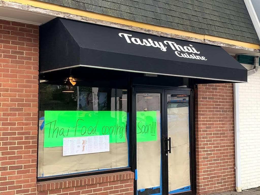 Tasty Thai   restaurant   46 S Martine Ave, Fanwood, NJ 07023, USA