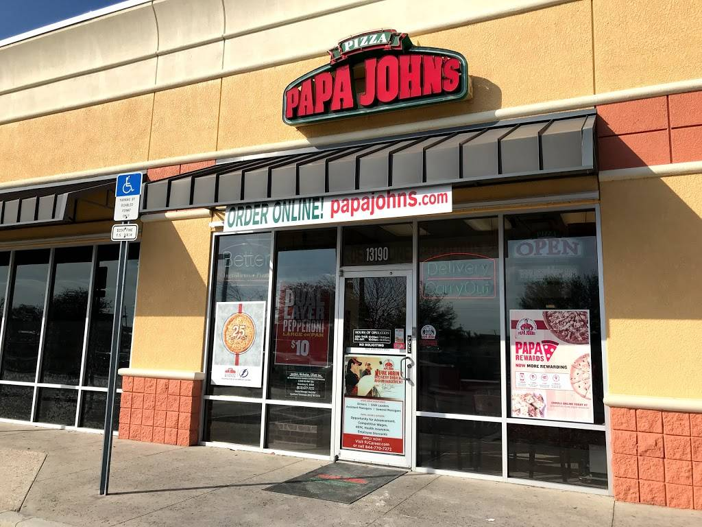 Papa Johns Pizza | restaurant | 13190 U.S. Highway 301 #Summerfield Xing Space B7A, Riverview, FL 33569, USA | 8136777272 OR +1 813-677-7272