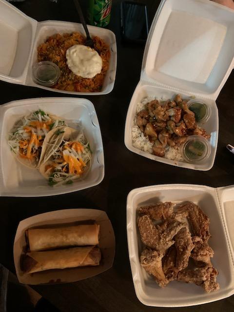 Kims Kitchen | restaurant | 141 E James St, Columbus, WI 53925, USA | 6085722656 OR +1 608-572-2656