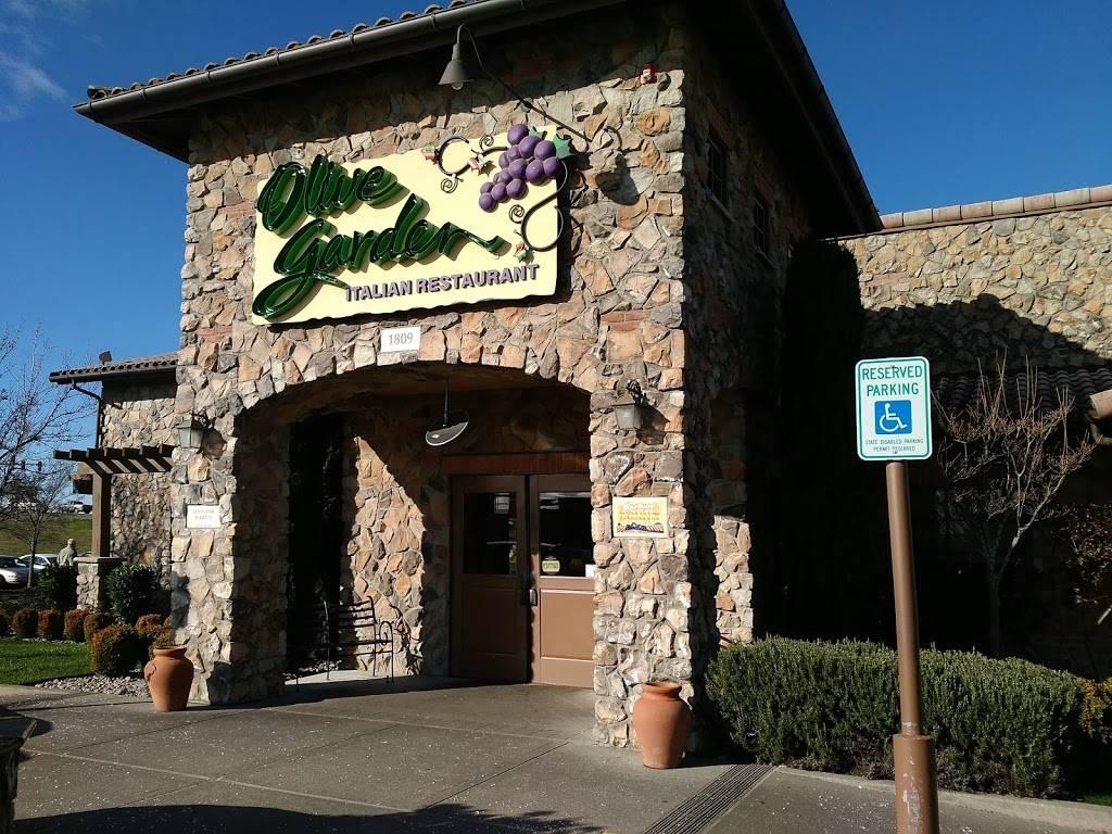 Olive Garden Italian Restaurant Meal Takeaway 1809 Marketplace