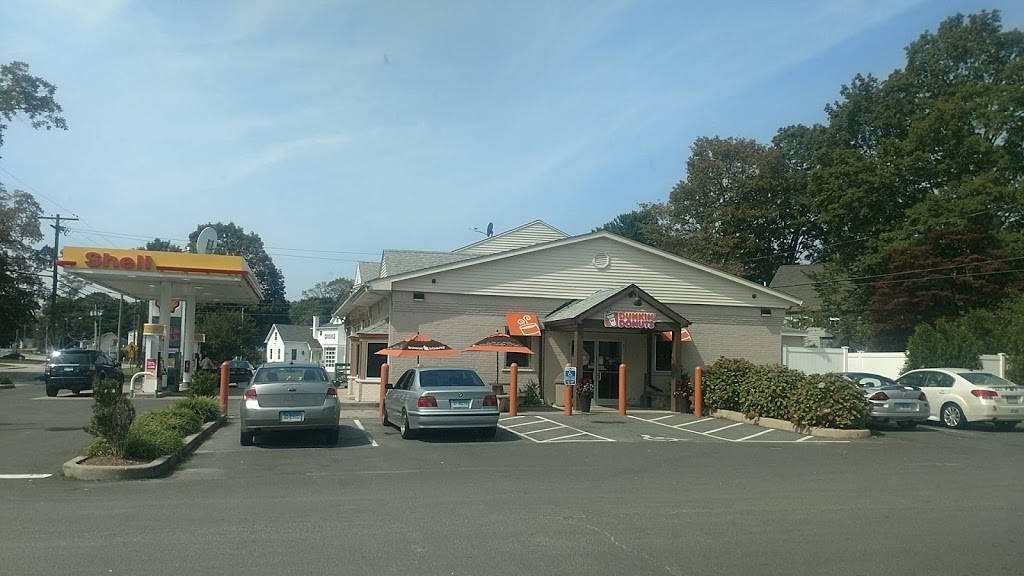 Dunkin | bakery | 23 Main St, Centerbrook, CT 06409, USA | 8607670396 OR +1 860-767-0396