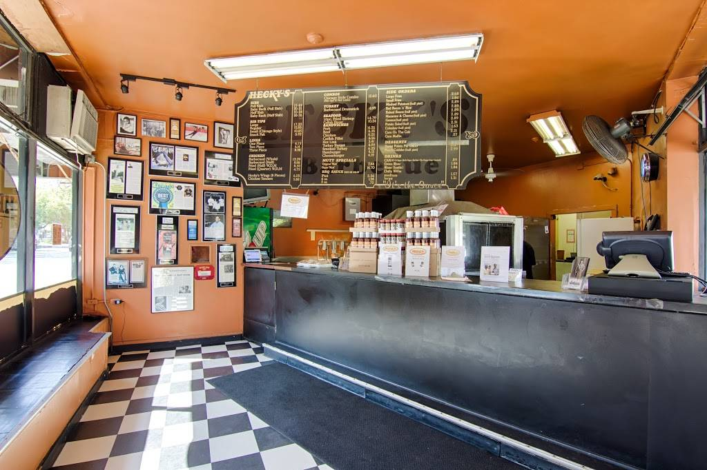Heckys Barbecue   meal delivery   1902 Green Bay Rd, Evanston, IL 60201, USA   8474921182 OR +1 847-492-1182