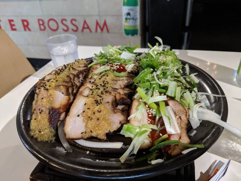 Mister Bossam | restaurant | 338 S Western Ave, Los Angeles, CA 90020, USA | 2133885379 OR +1 213-388-5379